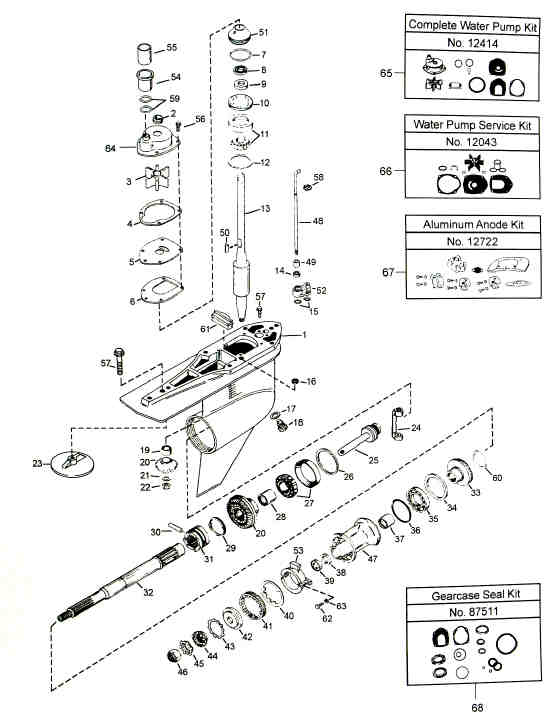 Alpha One Mercruiser Engine Diagram Wiring Diagram Portal