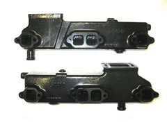 Exhaust Manifolds Risers
